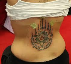 thai tattoo gallery 3 u2013 thai tattoo sak yant