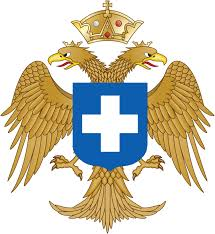 Byzantine Empire Flag Coat Of Arms Of The Byzantine Kingdom Of Greece By Ramones1986 On