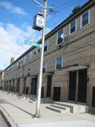 Row Houses by Cabrini Rowhouses U0027 Fate In Jeopardy We The People Media