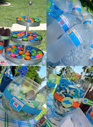 Beach Theme Quilt First Birthday Party Beach Theme Cakes Likes A Party