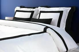 Hotel Collection Duvet Cover Set Lacozi Boutique Hotel Collection Black Duvet Cover Set Duvet