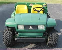 john deere gator 6x4 item 3440 sold june 16 constructio