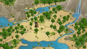 Biome World Map by The Sims 4 These Fan Made World Maps Are Simazing Simsvip
