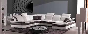 canap haut de gamme en cuir salon cuir haut de gamme maison design wiblia com
