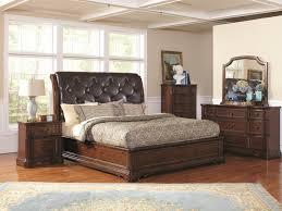 King Size Pine Bed Frame Bed Frame Furniture Bedroom Espresso Brown Wooden Bed Frame With