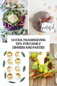 decorations for thanksgiving 14 thanksgiving diy decorations for family dinners and parties