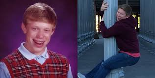 Make Bad Luck Brian Meme - kyle craven interview the real bad luck brian speaks out