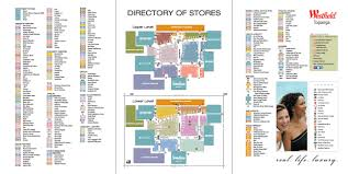 Great Mall Store Map Brochure Design Custom Corporate Brochure Design Los Angeles Ca