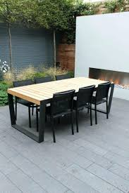 Small Space Patio Sets by Skid Patio Furniture Modern Outdoor Dining Side Chairs Roofing