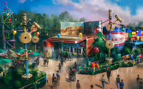 disney world just revealed exciting new details about toy story