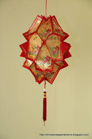 chinese new year lanterns 红包灯笼手工制作 how to make a lamp