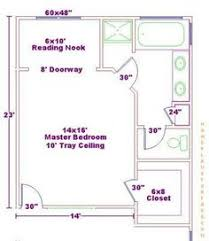 his and hers master bathroom floor plans master bedroom and
