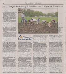 octoraro native plant nursery b4b article published in the june 2017 bay journal