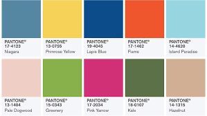 pantone 2017 spring colors pantone spring 2017 island paradise inspiration rose clearfield