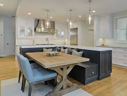 kitchens with island benches beautiful kitchen island bench ideas stonerockery