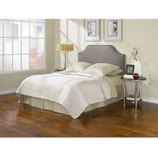 Grey Upholstered Headboard Bedroom The Best Choise Of Full Size Bed Frame With Headboard