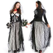 Ghost Bride Halloween Costume Ghost Costume Promotion Shop Promotional Ghost