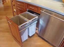 Kitchen Garbage Can Cabinet Drawer Cabinets Kitchen Rigoro Us