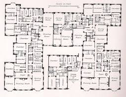 mansion blueprints floorplans for gilded age mansions skyscraperpage forum floor luxamcc