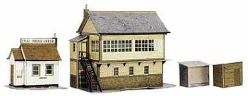 signal shed superquick a6 signal box coal order shed howard scenic supplies