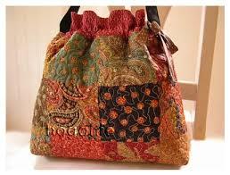 Handmade Fabric Crafts - 3 new handmade bags bag handmade purses and patchwork