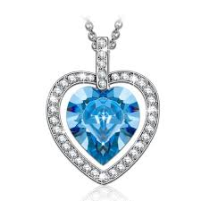 great gifts for women heart pendant birthday anniversary gift for women wife mother