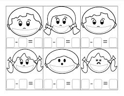 teeth subtraction activity sheet math pinterest subtraction