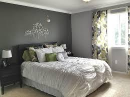 Curtains With Grey Walls Bedroom Bedroom Striking Grey Walls Image Inspirations Wonderful
