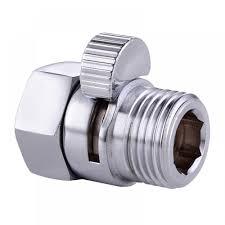 kes brass sink valve diverter faucet splitter for kitchen or