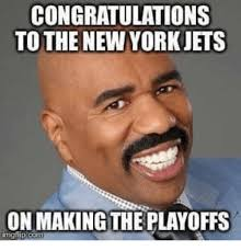 New York Jets Memes - congratulations to the new york jets on making the playoffs meme