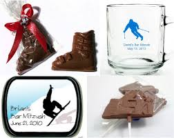bar mitzvah giveaways cool theme ideas for a winter ski or snowboard bar bat mitzvah