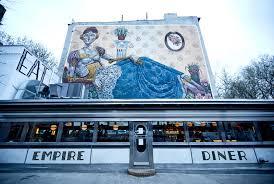 empire diner is back new york trendland