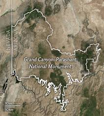 Terminus Cave Map Maps Explain The 27 National Monuments Under Review By Trump