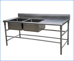 Commercial Kitchen Water Sink Stainless Kitchen Chimney - Commercial kitchen sinks stainless steel
