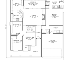 one two bedroom house plans preferential 79 1 house plans also home single 1 house