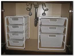 Bathroom Sink Organization Ideas Under Sink Organization Ideas Bathroom Sinks And Faucets Home