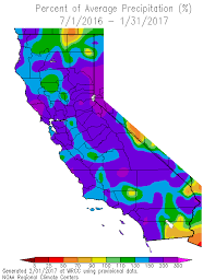 rainfall totals map southern california weather notes