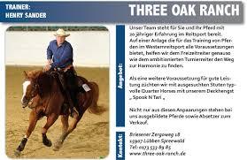 Plz Bad Salzuflen Henry Sander Three Oak Ranch Plz 15907 U2022 Westernhorse Com
