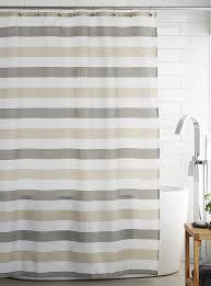 Shower Curtain Online Chevron Stripe Shower Curtain Simons Maison Shop Fabric Shower