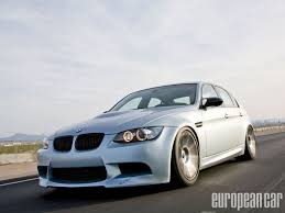 2009 bmw m3 european car magazine