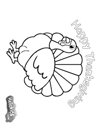 thanksgiving coloring pages easy coloring page