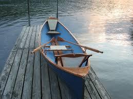 adirondack guideboat fixed seat