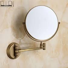 vintage extendable bathroom mirrors home
