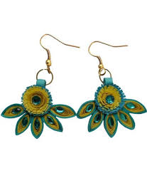 quilling earrings images designers collection paper quilling earrings for women buy