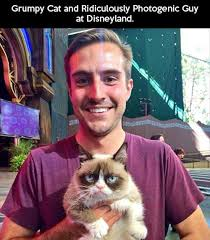 Photogenic Guy Meme - lolcats rediculously photogenic guy lol at funny cat memes