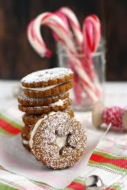 gingerbread sandwich cookies gluten free vegan recipe