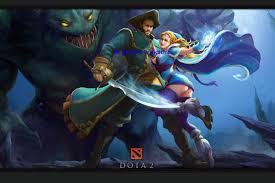 home decoration game aliexpress com buy home decoration game poster print dota 2