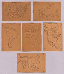 World Map Stencil Stencils Of The World David Rumsey Historical Map Collection