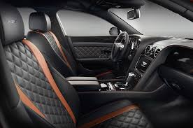 bentley supersports interior 2018 bentley flying spur exterior and interior photos cars images