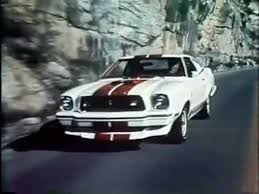 1977 ford mustang retro 1976 commercial for the 1977 ford mustang ii cobra